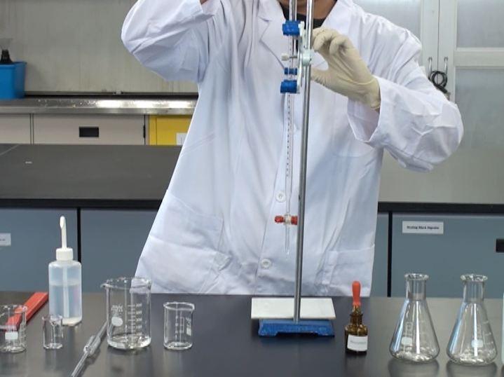 CHEMISTRY FORM THREE STUDY NOTES TOPIC 5: VOLUMETRIC ANALYSIS